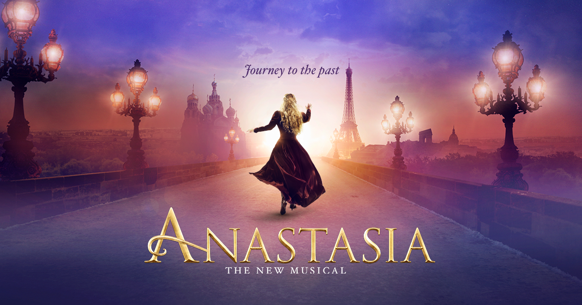 Anastasia The New Broadway Musical Official Site For