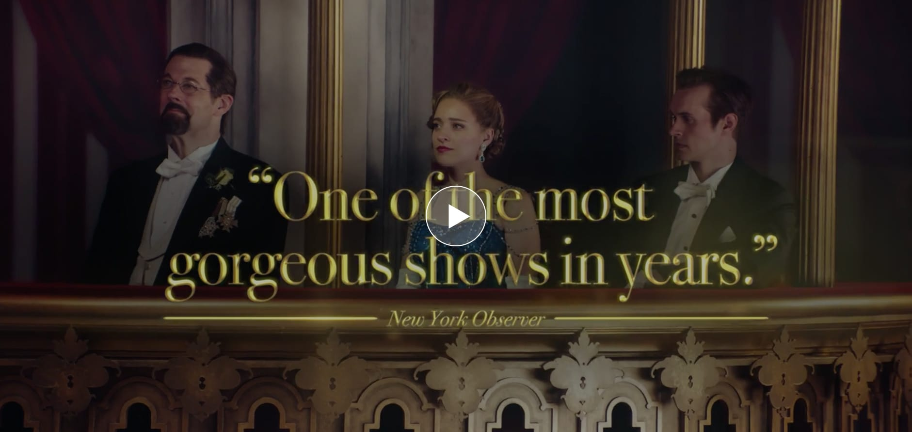 Her Future is an Adventure | ANASTASIA The New Broadway Musical